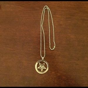 Jewelry - FREE* NWOT silver color ⭐️ necklace