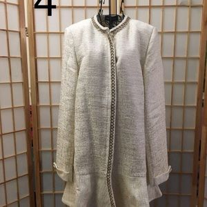 New Size 4 Spiegel Madeline Coat