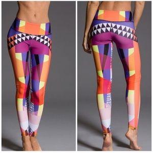 Onzie Pants - NWT Onzie Graphic Fancy  Leggings XS