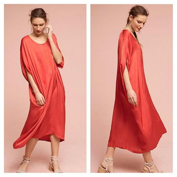 307d30930cb02 Anthropologie Dresses | Scarlette Caftan Dress | Poshmark