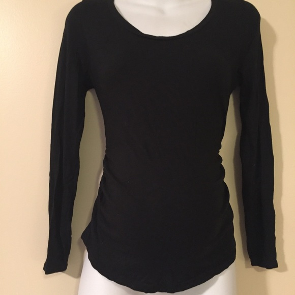 Liz Lange Tops - Maternity Long sleeve top size medium