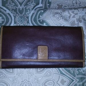 Celine Handbags - Authentic vintage Celine leather wallet