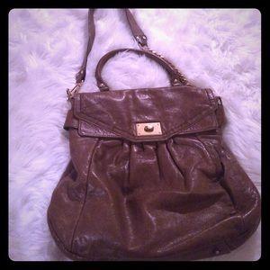 Be & D Handbags - Be & D brown leather bag