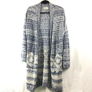 Hollister Sweaters - Hollister long cardigan