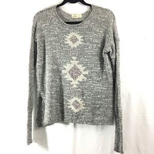 Hollister Sweaters - Hollister grey sweater