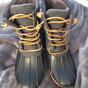Steve Madden Size 11 Duck Boots