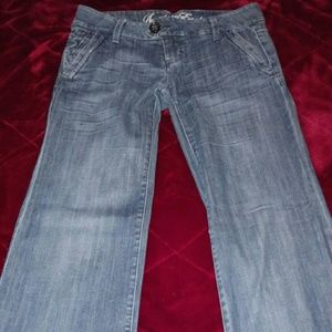 American Eagle Outfitters Denim - American Eagle trouser jeans