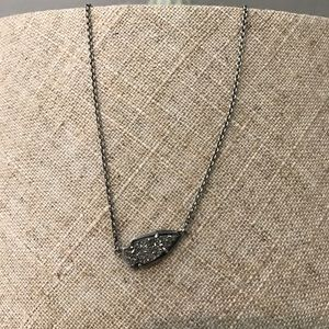 Kendra Scott Jewelry - Kendra Scott drusy necklace CLOSE OUT SALE