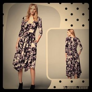 🆕 Simply Vera print A-line dress