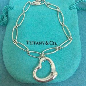 Tiffany & Co. Jewelry - 🔴Authentic NEW Tiffany & Co Heart Bracelet ❤️