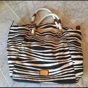 Michael Kors Handbags - Michael Kors Canvas Tote Bag