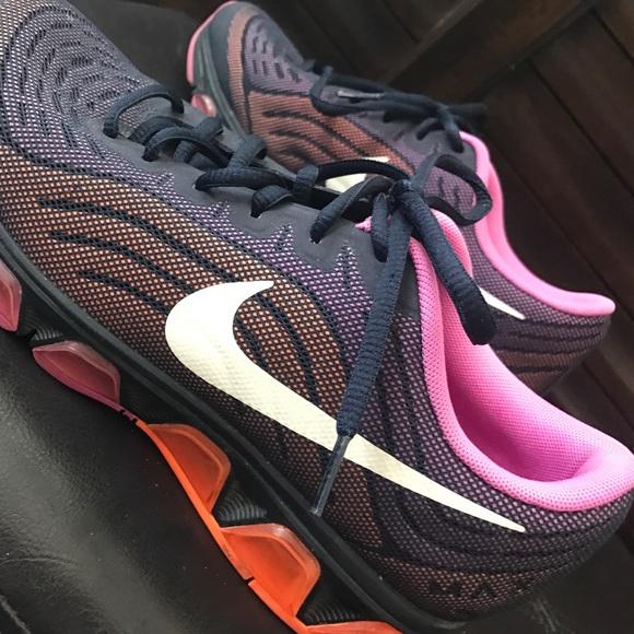 cheap for discount 2110c 42aa8 Nike Air Max Tailwind women7.5 obsidian atm orange.  M 58a7100d4e95a3b5f50b7c9a