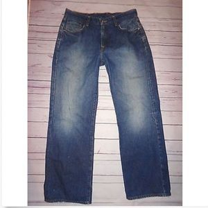 Other - Men's LUCKY BRAND Mid Rise Boot Leg Jeans! 32 x 30