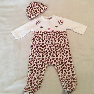 First Impressions Other - Baby girl pj