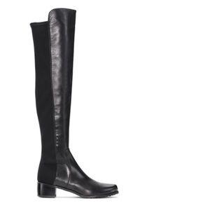 Stuart Weitzman Reserve OTK Boots 10.5