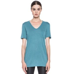 T by Alexander Wang Tops - T by Alexander Wang Classic Tee with Pocket