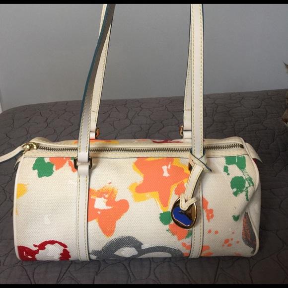 Dooney & Bourke Handbags - Dooney & Bourke Barrel Bag