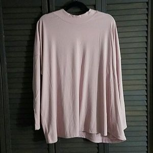 New Look Tops - LOWEST PRICE! Cute Ribbed Mockneck Sweater