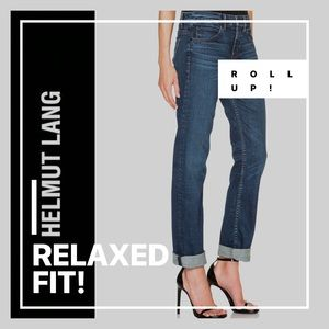 HELMUT LANG JEANS|  MEDIUM RELAXED TAPERED