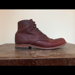 Wolverine Other - Vintage 1000mile Rusty Wax Wolverine boot