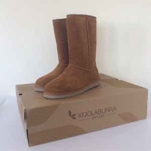 Koolaburra By Ugg Classic Tall Chestnut 9