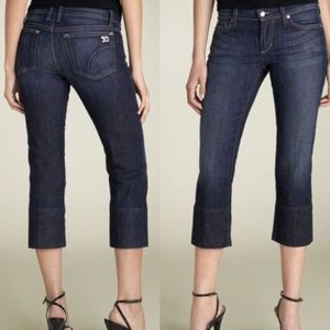"""Joes jeans """"socialite""""cropped jeans"""