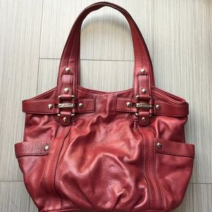 b. makowsky Handbags - ❌❗️❌MARKDOWN ❌ ❗️❌B.MAKOWSKY LEATHER HANDBAG
