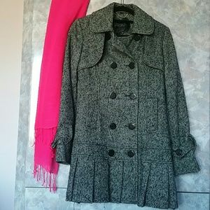 Guess Jackets & Blazers - GUESS long wool coat!