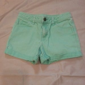 Size 10/12 girl's shorts