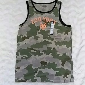 Zoo York Other - 🔥Host Pic🔥 Zoo York camo tank top