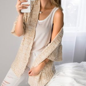 Sweaters - Spring Cable Knit *LAST!