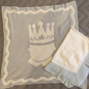 Other - 2 baby boy blankets