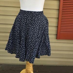 Melville junior girls skirt