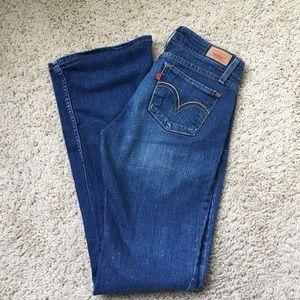Levi's Denim - Levi's 518 superlow women's jeans size 0 medium