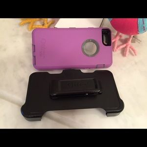 OtterBox Other - New Otter iPhone 6 case and clip on attachment