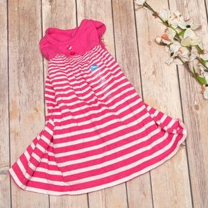 Children's Place Other - [kids] NWOT Children'a Place Pink Striped Dress