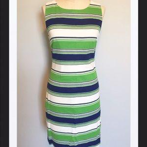 Trina Turk Dresses & Skirts - Trina Turk Bold Striped Shift Dress, 4