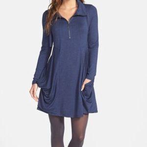 Kensie Dresses & Skirts - Kensie Zip Tunic Dress