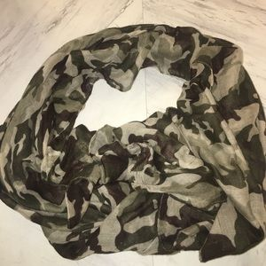 Accessories - Cold Weather Army Inspired Scarf
