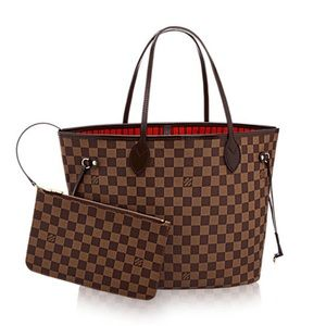 Louis Vuitton Handbags - 💯% authentic lv Neverfull MM