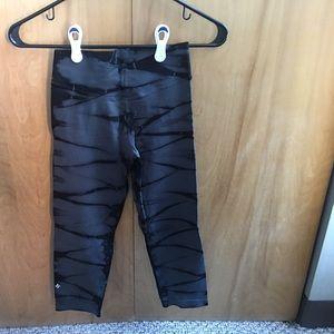NUX V-crop Pant Tye Dye - - size XS