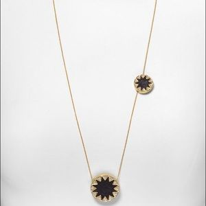 House of Harlow 1960 Jewelry - House of Harlow 1960 Double Sunburst Necklace