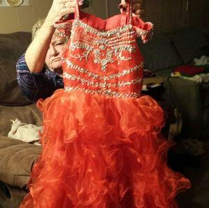 3C4G Dresses & Skirts - This orange dress is brand new