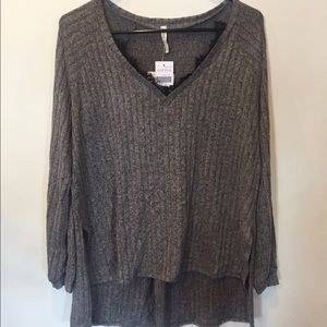 Boheme Sweaters - Long sleeve loose fitted sweater