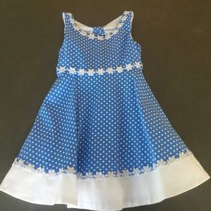 Rare Editions Other - Rare Editions Dress w/ tulle 4T