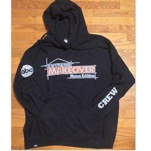 Tops - NEW ABC Extreme Makeover Home Edition Sweatshirt