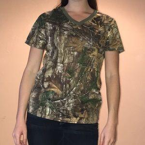 Camo Tops - Lightweight breathable camo t-shirt