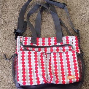 Skip Hop Other - SkipHop Diaper Bag