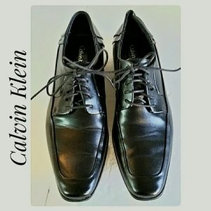 Calvin Klein Brent Black Oxford for Weddings 7.5M