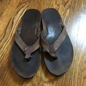 Rainbow Other - Men's Rainbow sandals, size 9.5-10.